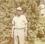 Our Dad - Willie George Walton (son) of Willie Osborne & Augusta Porter-Walton; (grandson) of Henry Johnson & Ellen Walt