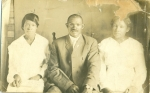 L-R: Rosa Walton-Lee & her husband (Walter) and Walter's mother Susie Bell. Rosa is the daughter of Ellen Walton & Henr