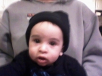 Averi Jeremy Walton  Youngest (Male) Walton to continue family name, (great-grandson) Willie George & Essie Walton, (gra