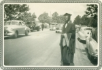 Walter Arthur Lee, Jr graduation from Prairie View A&M in 1951
